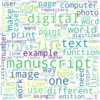 Making word clouds with Python
