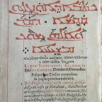 An Introduction to the History of Syriac Digital Humanities