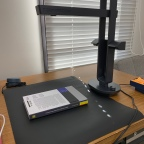 Book and Document Scanning with the CZUR Aura X Pro